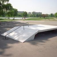 Warszawa Park Podolski
